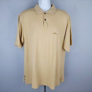 Tommy Bahama Relax Men's Polo Shirt Size Large Cot